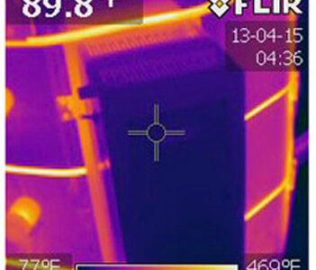 体温以下の低温回路温度