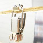 窯の固定用ラッチ
