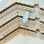 ドールテスト電気窯の電熱線固定ピン不要ホルダー