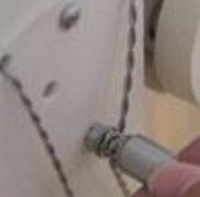 動画 – 簡単な電熱線交換(早送り)