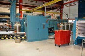 エルエルキルンFermi Lab用の電気炉