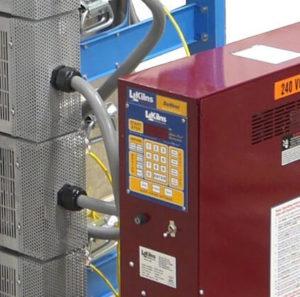 ダビンチ電気窯のダイナトロルコントローラー