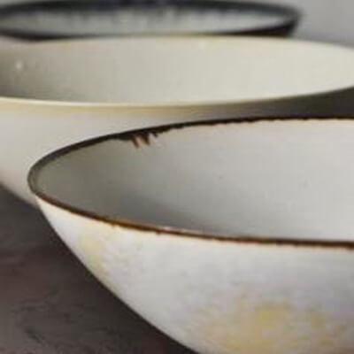 野口二郎様の陶芸作品