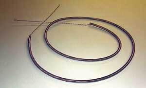 エルエルキルンの電気窯の電熱線