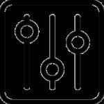 電気窯のPIDコントロールのアイコン