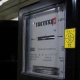 陶芸窯の電気メーター