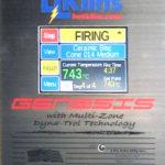 GENESISコントローラー(電気窯の温度制御機器)