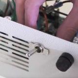 電気窯のスイッチ交換