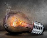 電気の説明用の写真