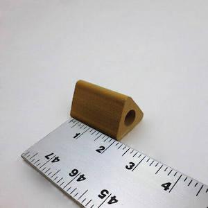 セラミック中空三角柱支柱-51mm