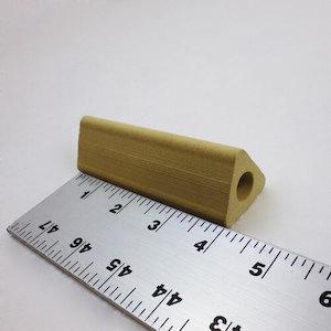セラミック製中空三角柱の支柱-102mm