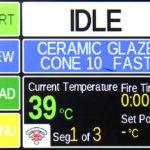 電気窯用温度制御装置(コントローラー)