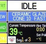 電気窯の温度制御装置GENESIS