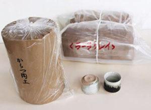 陶芸用の粘土