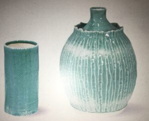 陶芸家、河野信樹様の作品